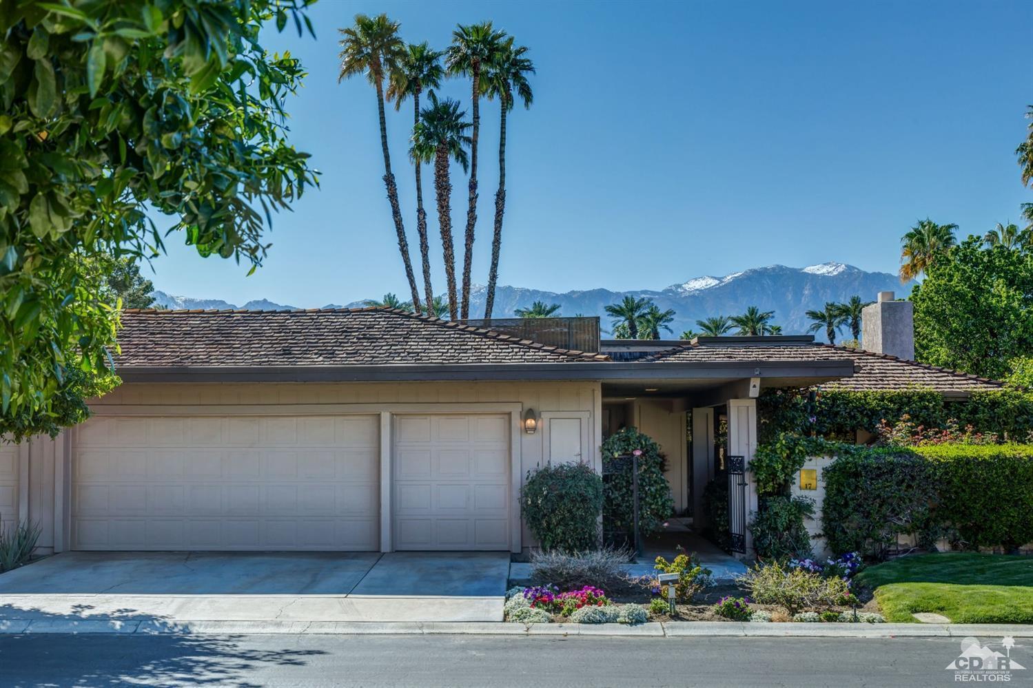 17 Dartmouth, Rancho Mirage 92270
